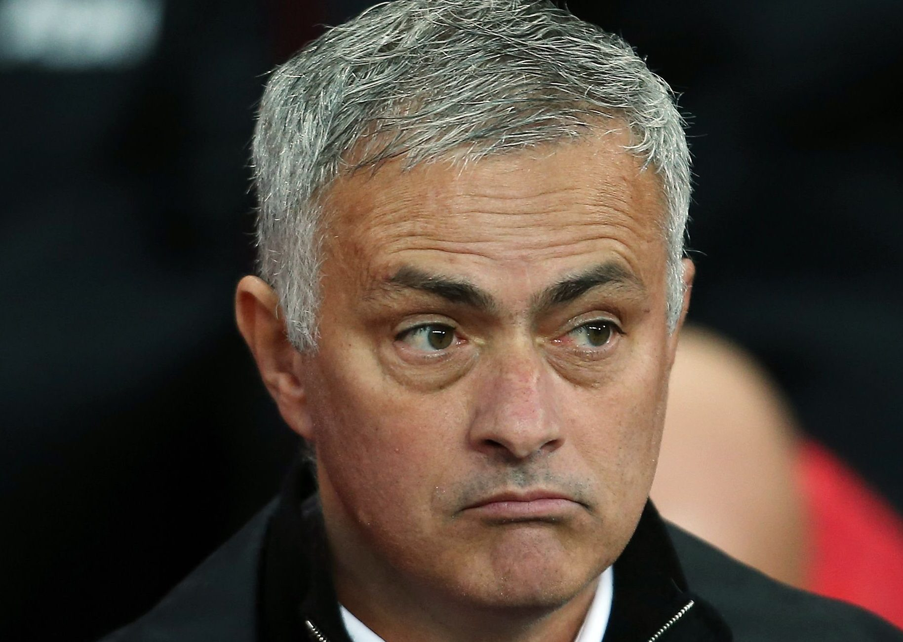 Jose Mourinho admits Manchester United's game plan against Manchester City was ruined because Marouane Fellaini started