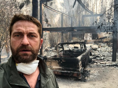 Heartbroken Gerard Butler still can't rebuild his house in Malibu after wildfire ravaged his home