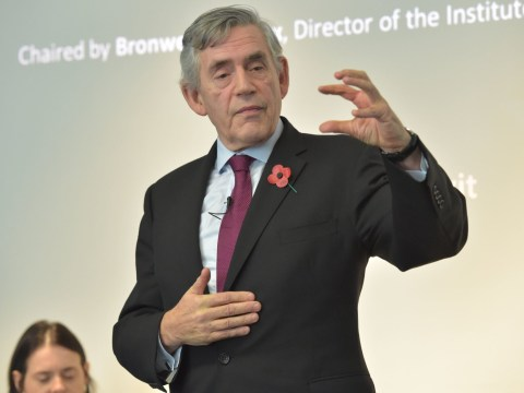 Gordon Brown thinks there will be a second referendum on Brexit