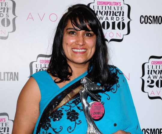 File photo dated 02/11/10 of women?s right campaigner Jasvinder Sanghera who has told the Times she was promised a peerage if she had sex with senior member of the Lords Lord Lester of Herne Hill. PRESS ASSOCIATION Photo. Issue date: Tuesday November 13, 2018. See PA story POLICE Lester. Photo credit should read: Ian West/PA Wire