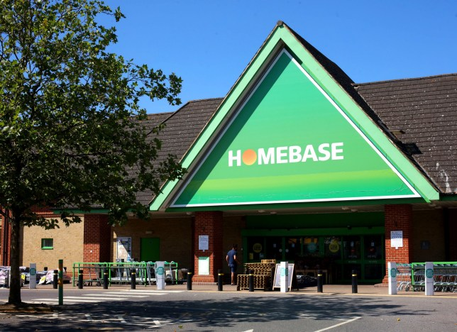 Mandatory Credit: Photo by Richard Gardner/REX/Shutterstock (9780561b) Homebase store Homebase store, North Finchley, London, UK - 05 Aug 2018 The business is now under new ownership