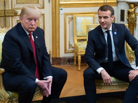 Donald Trump ends Emmanuel Macron 'bromance' with vicious Twitter attack