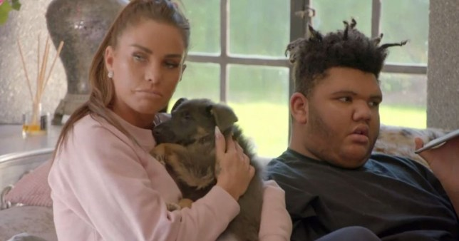 Katie Price's son Harvey is 'lonely' as her other kids now live with their fathers QuestRed: Katie Price: My Crazy Life
