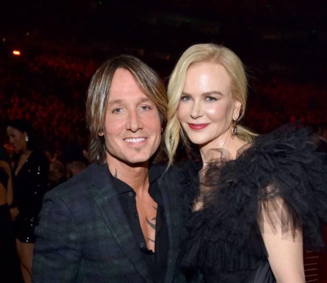 Keith Urban en Nicole Kidman vieren trouwdag