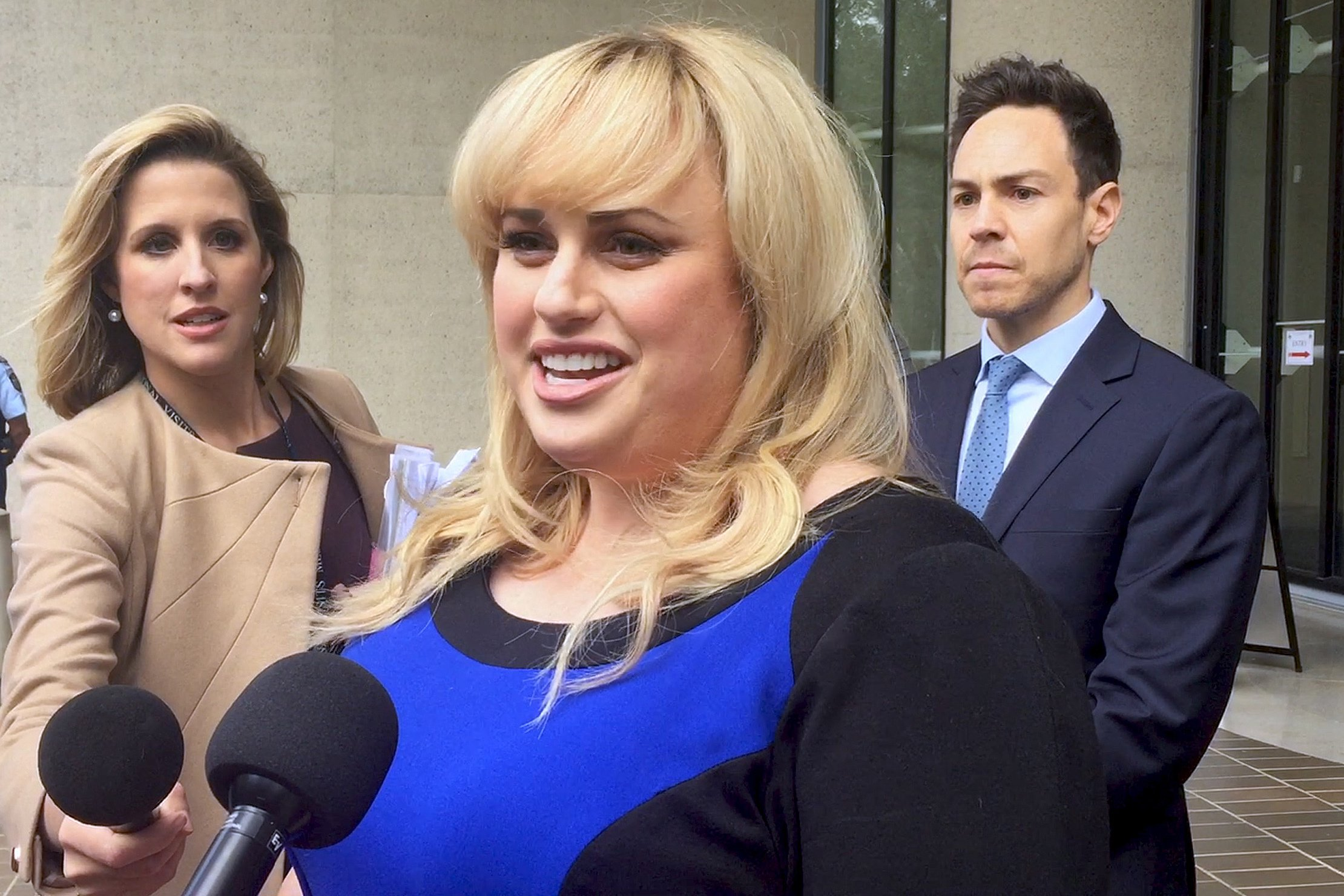 Rebel Wilson loses appeal to reclaim £2.6m defamation payout – but celebrates £340k win