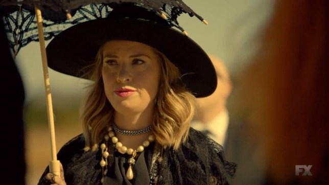 AHS Horrors Story star 'sad' over axed finale scene Credit: FX
