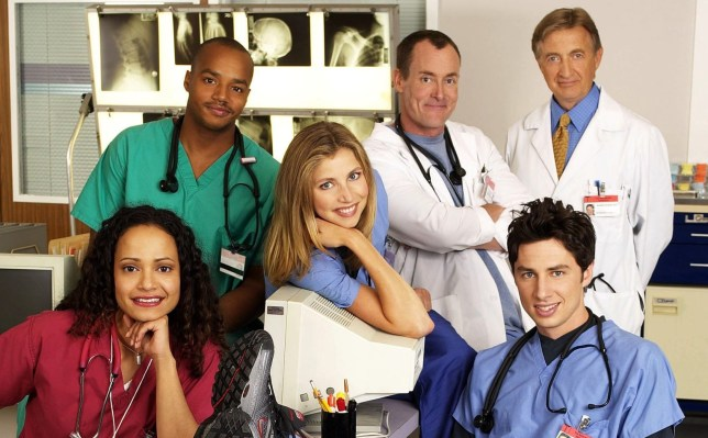Scrubs episodes featuring blackface removed from streaming service at creator's request