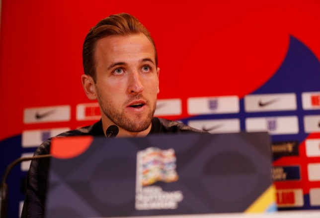 Soccer Football - UEFA Nations League - England Press Conference - The Grove Hotel, Watford, Britain - November 17, 2018 England's Harry Kane during the press conference Action Images via Reuters/John Sibley