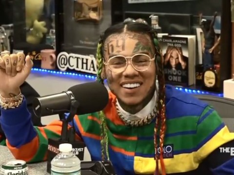 Tekashi 69 challenges anybody to dare stop him from using the N-word because 'it's just vocabulary'