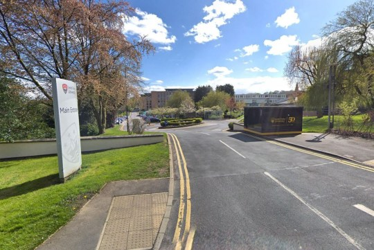 Leeds Trinity University, Horsforth, Leeds, West Yorkshire