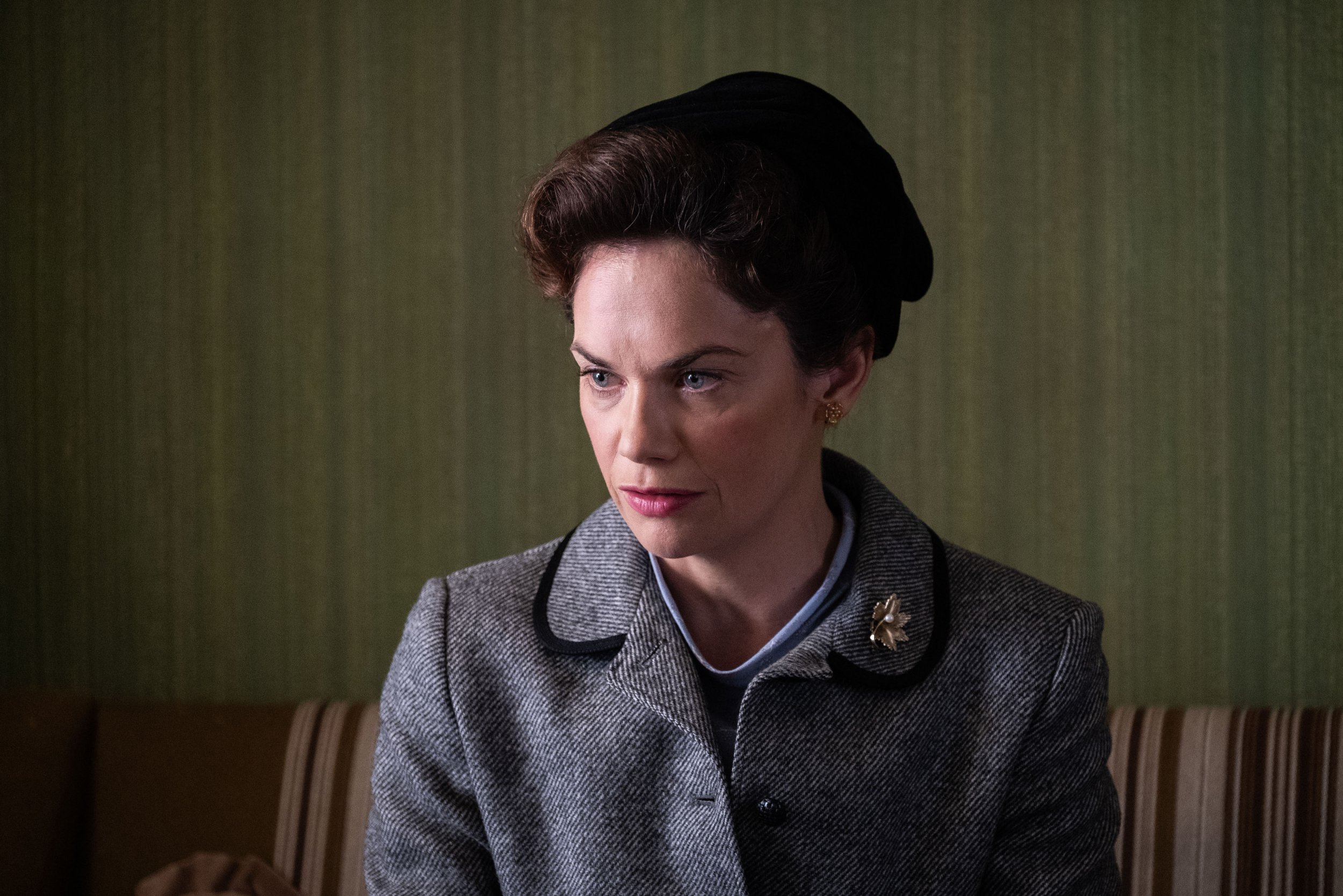 Is BBC One's new drama Mrs Wilson based on a true story?