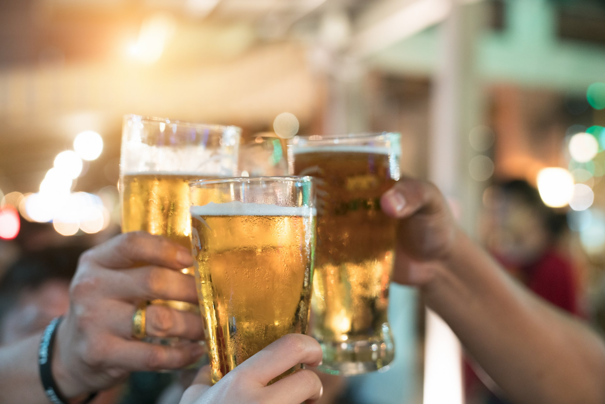 Science has finally worked out why British people drink so much