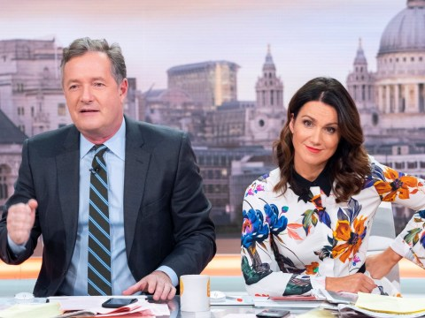 Piers Morgan would be 'annoyed' if Susanna Reid got paid more than him as they admit they've had 'real rows' off camera
