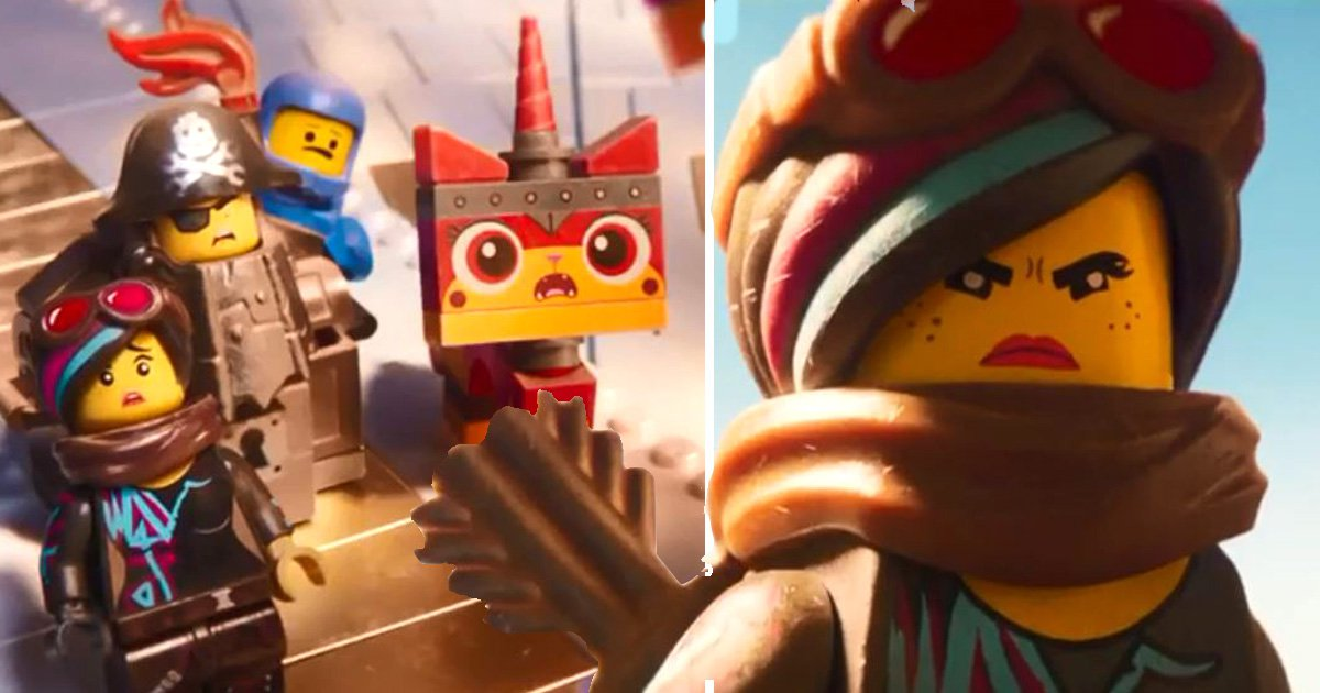 The Lego Movie 2 trailer has dropped and everything definitely isn't awesome for the gang
