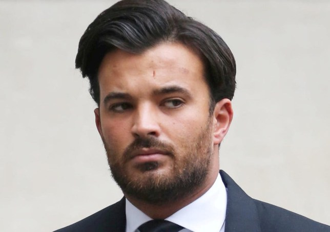 """FILE PHOTO - Michael ?Mike? Hassini arrives at Westminster Magistrates Court, September 12 2016.See National News story NNdiamonds.A TOWIE star has been spared jail over a ?450,000 diamond investment scam - making him the second from the reality TV show to be snared by fraud investigators.Michael Hassini, 24, who last appeared on the ITV soap in September, admitted money laundering for bogus firms Bridgewater Associates and RSD Assets.The personal trainer admitted his part in scamming 28 investors out of up to ?450,000 by selling them diamond investments which then disappeared.This comes after The Only Way is Essex star Dan Edgar, 28, was served a disqualification notice last year for being a designated member at Reco Commodities in another """"boiler room fraud""""."""