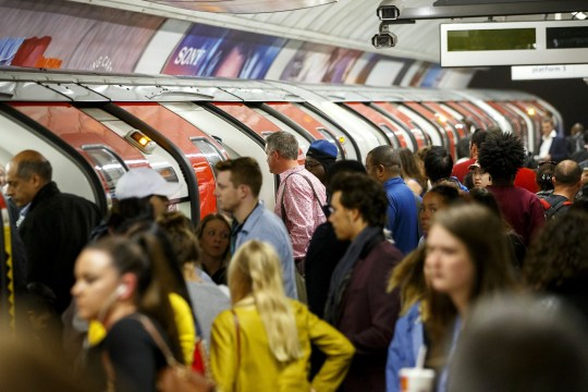 Just In Time For Christmas.Central Line Tube Strike Dates And Times For Walkout Just