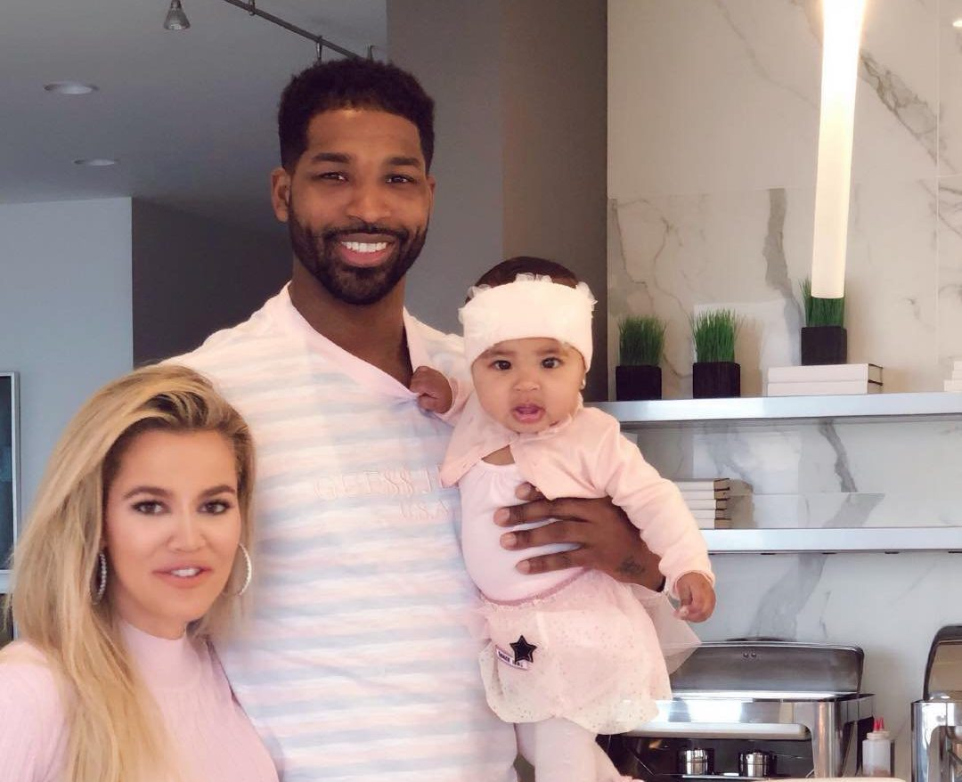 Khloe Kardashian 'acts like a single mum' to daughter True amid Tristan Thompson split rumours