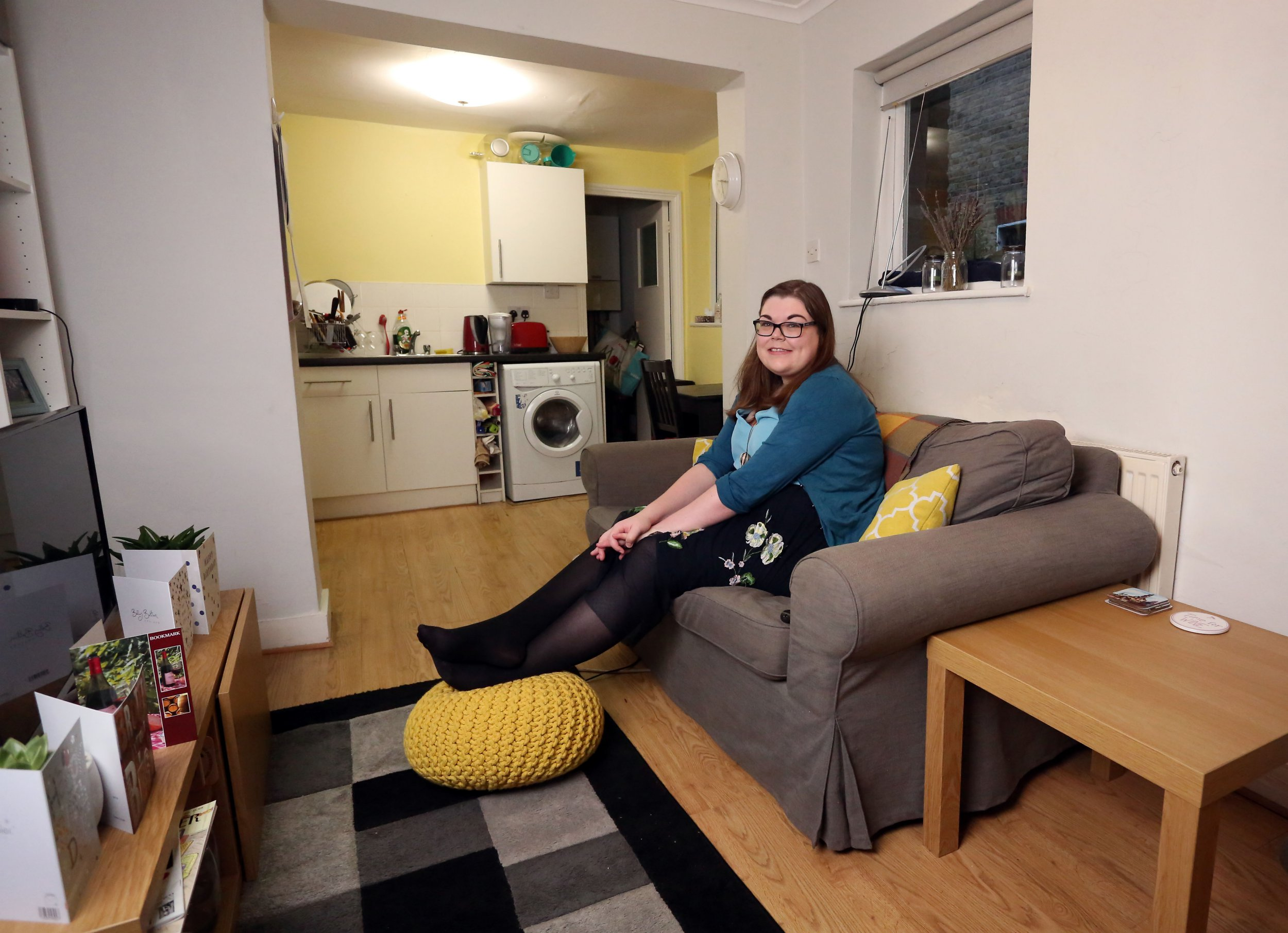 What I Rent: Laura and Elliot, £725 each for a two-bedroom flat in Clapham North