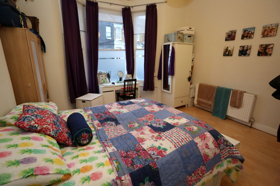 What I Rent: Laura and Elliot, £725 each for a two-bedroom