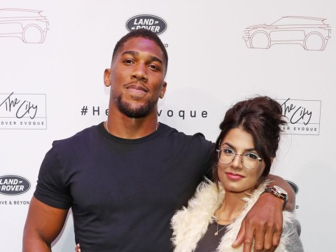 Great British Bake Off's Ruby Bhogal is pretty sure she will marry Anthony Joshua