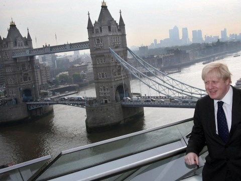 Boris Johnson wants to build a bridge between Northern Ireland and Scotland
