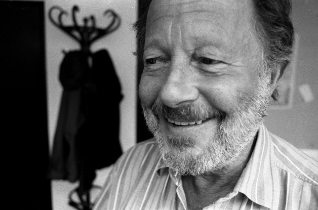 Nicolas Roeg, British film director, portrait, London, United Kingdom, 1991. (Photo by Martyn Goodacre/Getty Images)