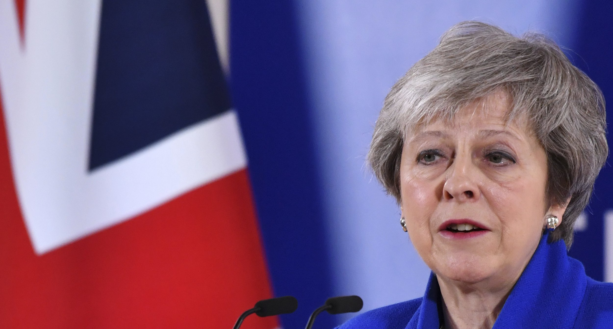 'Back my Brexit or face crashing out of EU', Theresa May to tell MPs today