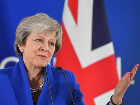 Theresa May's Brexit deal will leave the average Brit poorer