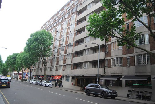 Picture: Geograph Tory donor owns tower block where more than 100 sex workers live