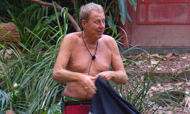 STRICT EMBARGO - NOT TO BE USED BEFORE 22:00 GMT, 26 NOV 2018 - EDITORIAL USE ONLY Mandatory Credit: Photo by ITV/REX (9992881fe) Dressed to Quest - Harry Redknapp 'I'm a Celebrity... Get Me Out of Here!' TV Show, Series 18, Australia - 26 Nov 2018