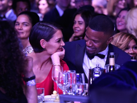 Katie Holmes and Jamie Foxx's wedding plans 'leaked' – and Beyonce is top of their guest list