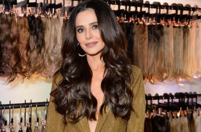 LONDON, ENGLAND - NOVEMBER 27: Cheryl launches Cheryl x Easilocks at The Langham Hotel on November 27, 2018 in London, England. (Photo by David M. Benett/Dave Benett/Getty Images for Easilocks)