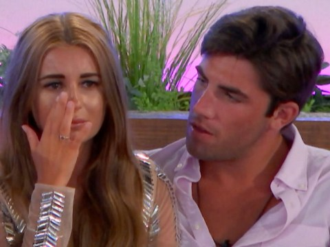 Dani Dyer hits back at claims she's with Jack Fincham for money: 'I should get paid for picking up your pants'