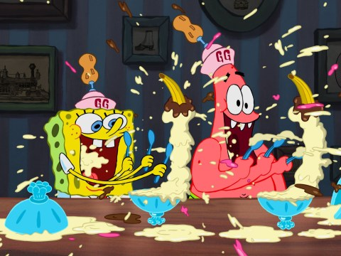 Thank you Stephen Hillenburg, for Spongebob's celebration of difference