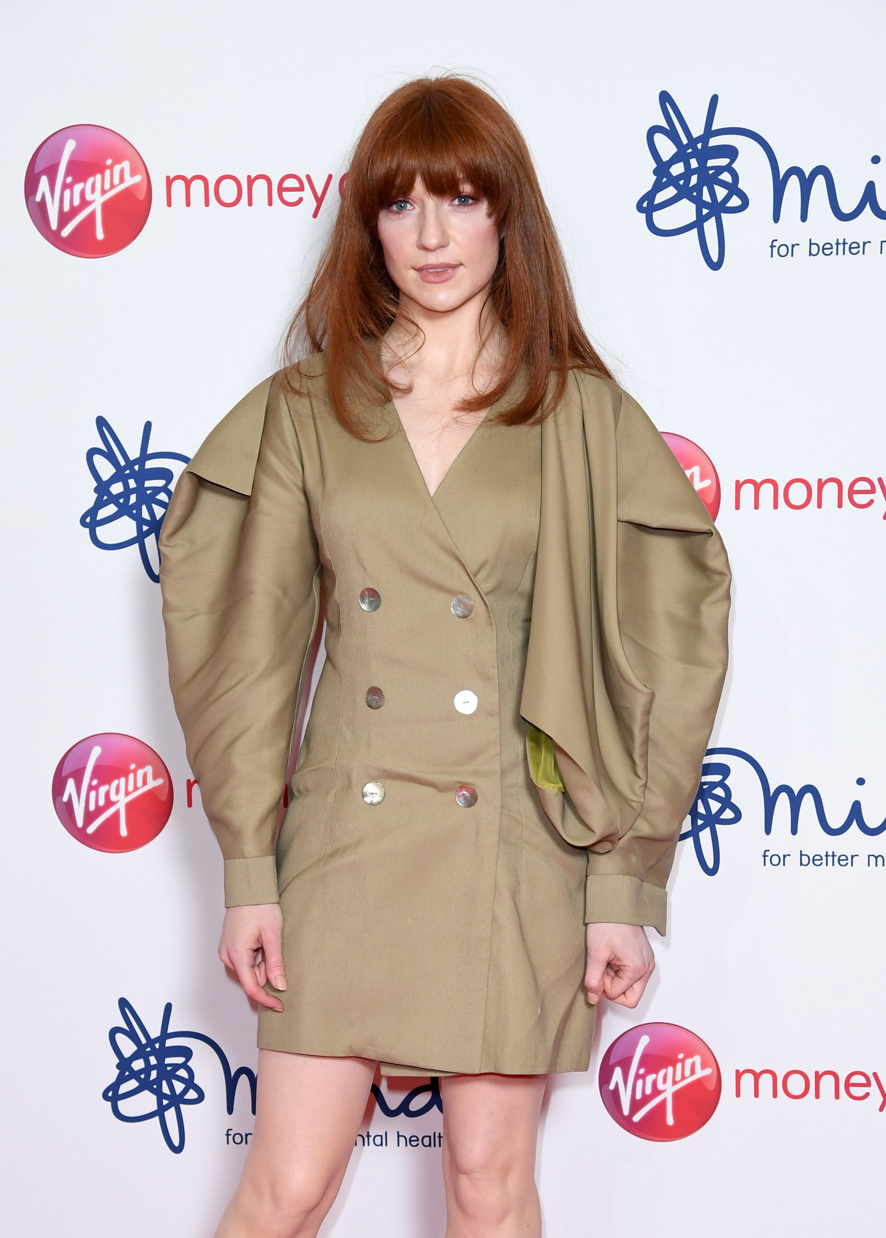LONDON, ENGLAND - NOVEMBER 29: Nicola Roberts attends the Virgin Money Giving Mind Media Awards 2018 at Queen Elizabeth Hall on November 29, 2018 in London, England. (Photo by Karwai Tang/WireImage)
