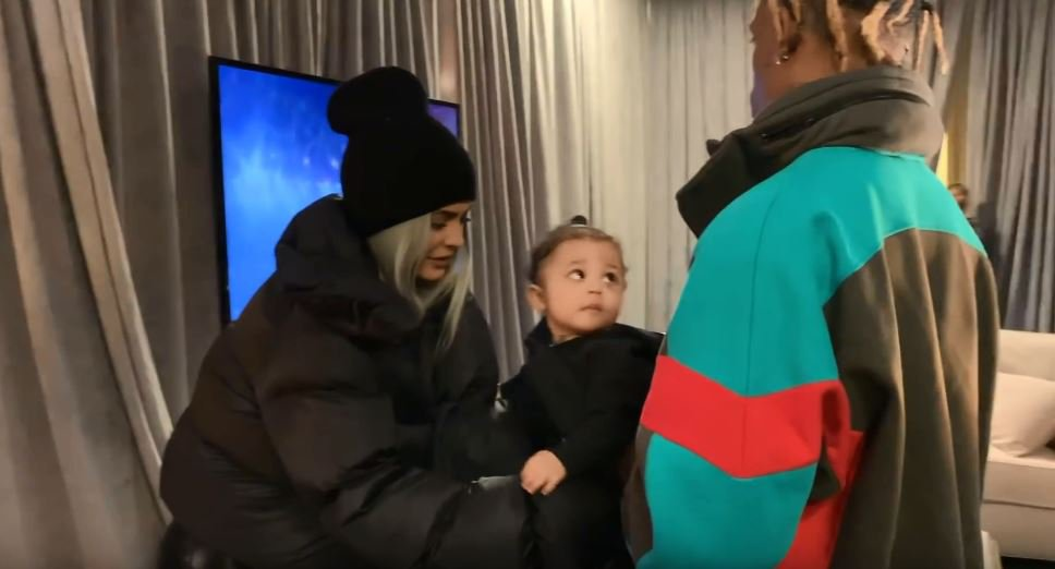 Travis Scott and Kylie Jenner don't let daughter Stormi Webster watch TV – despite making her KUWTK debut