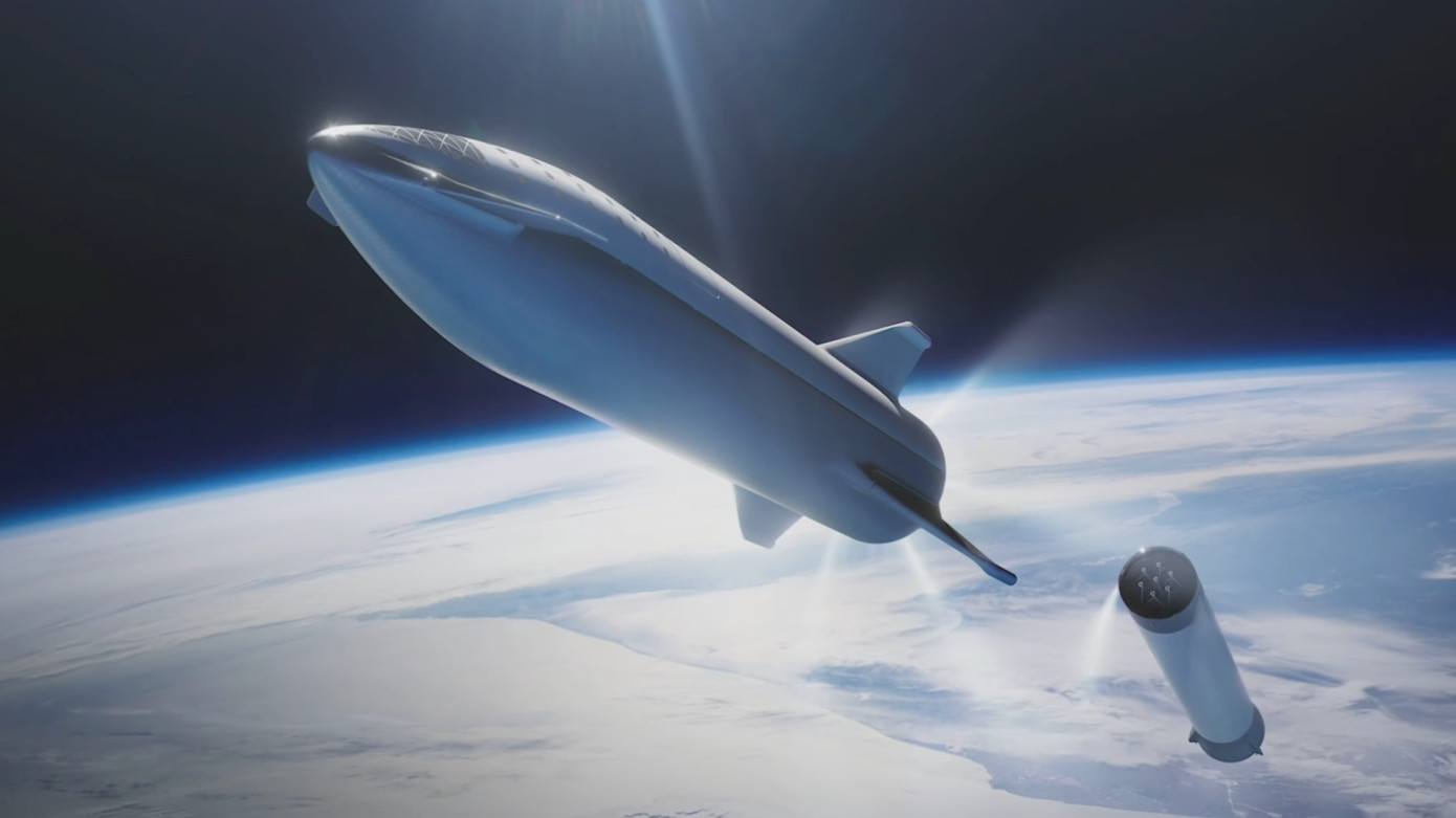 SpaceX could cut travel time from London to New York to just 30 minutes