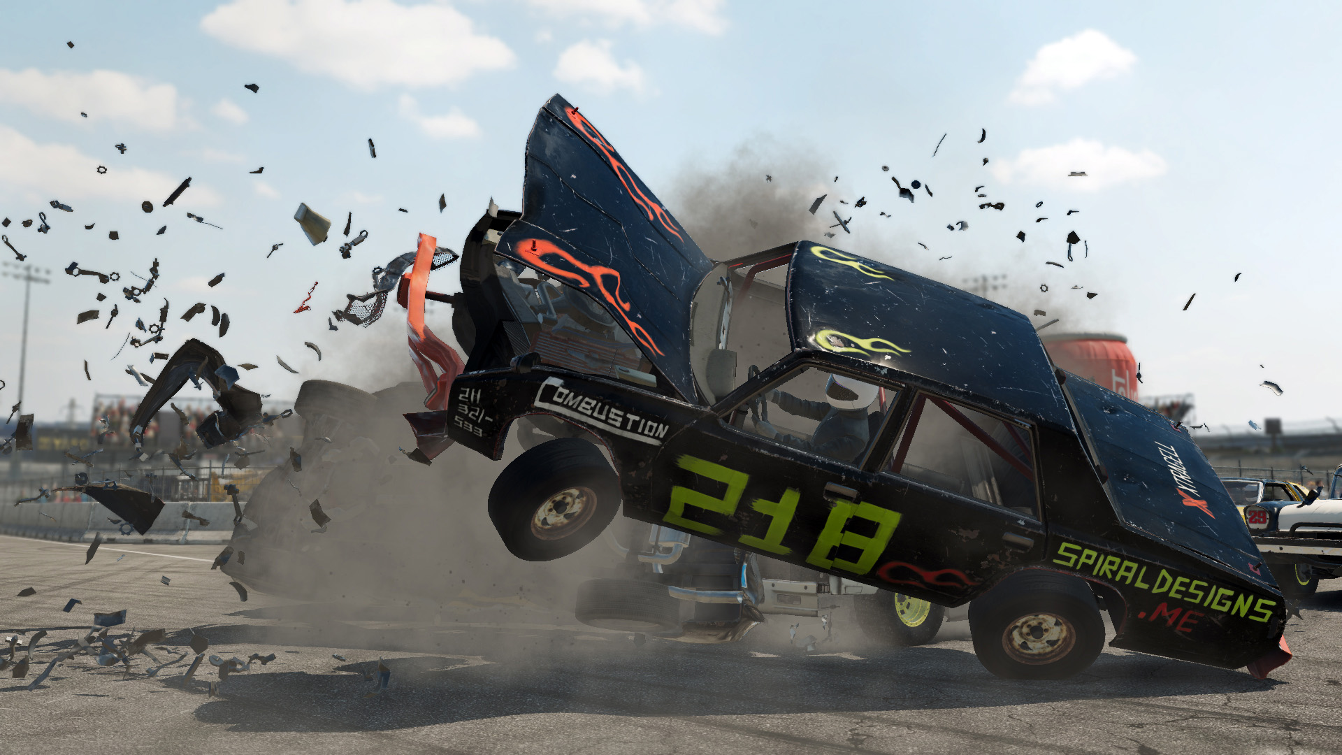 Wreckfest - something to look forward to for console owners