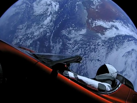 One year on and this is probably what Starman's done to Elon's Roadster