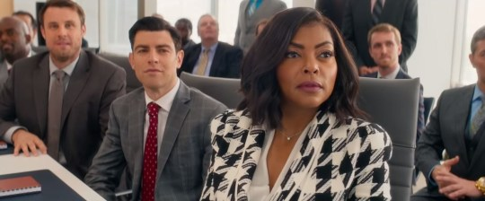 Taraji P Henson is starring in What Men Want (Picture: Paramount)