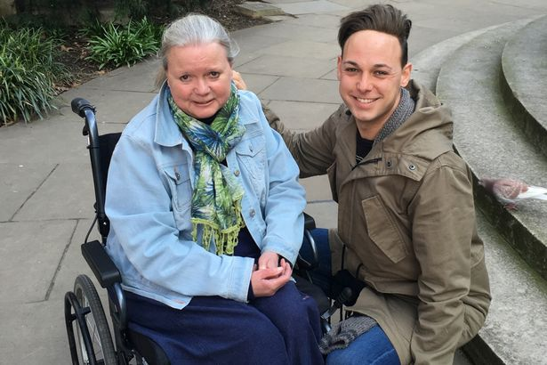 Mum died on her own terms and I was proud to have helped her