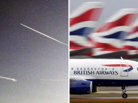 'UFO' spotted by three pilots off coast of Ireland sparks investigation