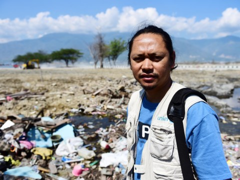 I was one of the first on the ground when Indonesia's tsunami devastated the country and killed thousands