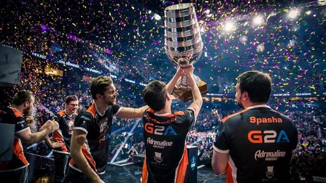ESL One Dota 2 Major tournament will return to Birmingham in 2019