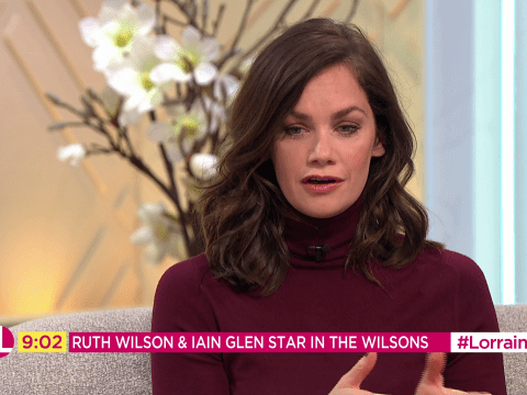 Ruth Wilson felt 'pressure' taking on role of her own grandmother in BBC's Mrs Wilson