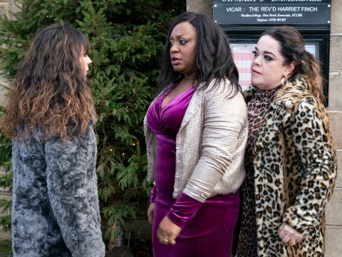Emmerdale star Lisa Riley reveals why she returned as Mandy Dingle after 17 years