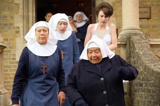 Call The Midwife Christmas 2019.Who Is Call The Midwife S Newest Character Sister Mildred