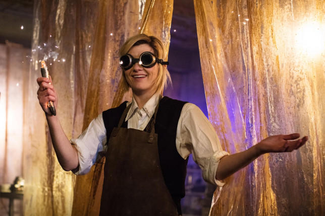 Christmas Special Doctor Who.Doctor Who Fans Find Way To Fill Christmas Special Void This