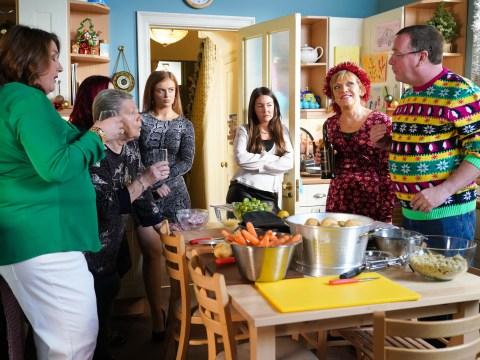 EastEnders spoilers: New pics reveal Slater family showdown kicking off on Christmas Day
