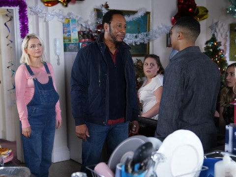 EastEnders Christmas spoilers: Taylor chaos as both Kandice and Mitch return